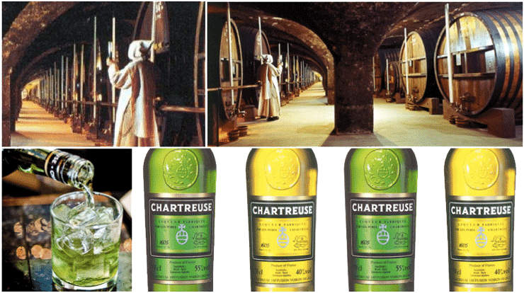 the history of chartreuse taste cocktails