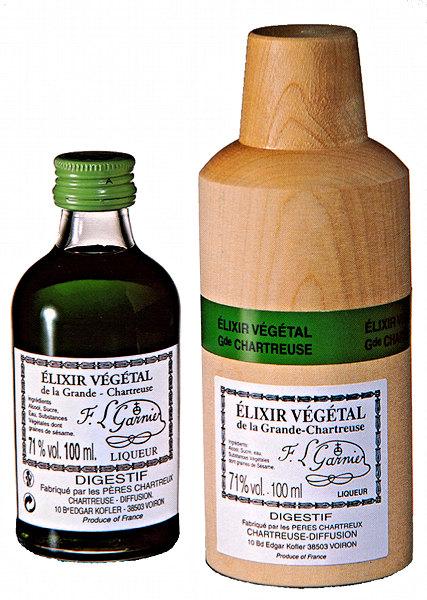 Elixir or Long Life TASTE Cocktails History of Chartreuse