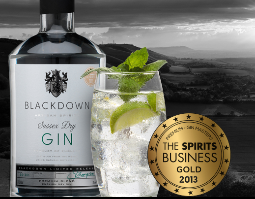 Blackdown Artisan Sussex Dry gin