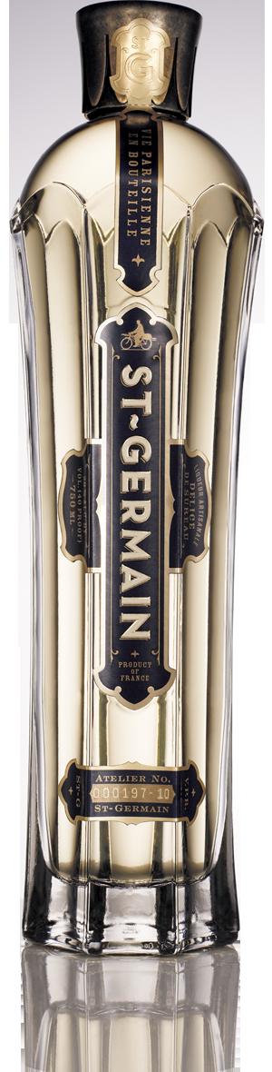 History St Germain Liqueur